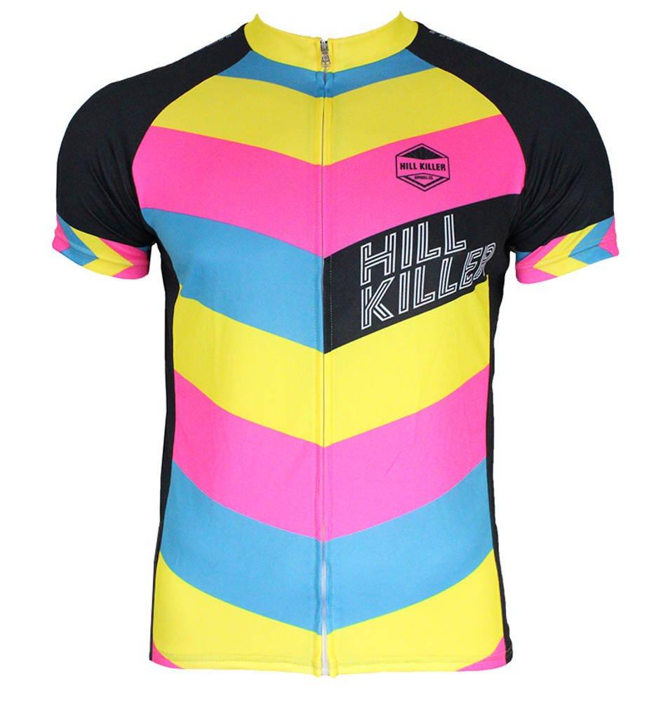 Hill Killer Unicorn Mens Cycling Jersey
