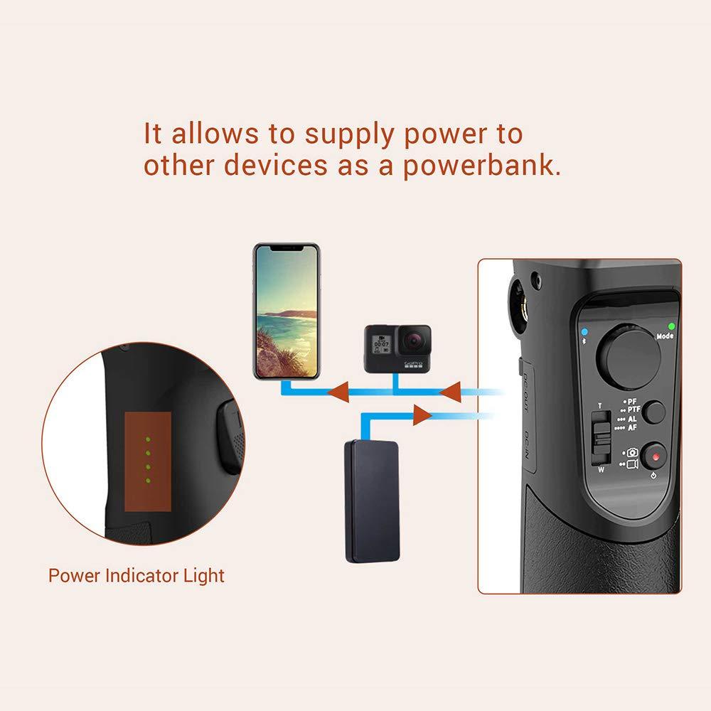 0.9Lbs para Sony RX100 Series para Canon G Series para Panosonic DMC-LX10 para GoPro Hero 7//6//5 SJCAM YI CAM Hohem iSteady Multi 3-Axis Handheld Stabilizing Gimbal Stabilizer M/áx Carga 0.4kg