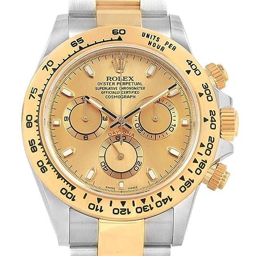 Rolex Daytona Automatic-Self-Wind 116503 - Reloj de Pulsera para Hombre (Certificado