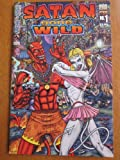 Satan Gone Wild. Comic book by Robert Steven Rhine