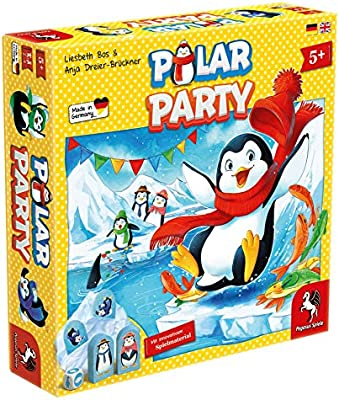 Pegasus Spiele 66023G Polar Party - Juego de Mesa [Importado de Alemania]: Bos, Liesbeth, Dreier-Brückner, Anja: Amazon.es: Juguetes y juegos