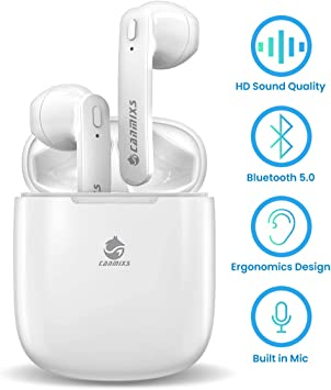CanMixs Écouteurs Bluetooth, T12 Ecouteur