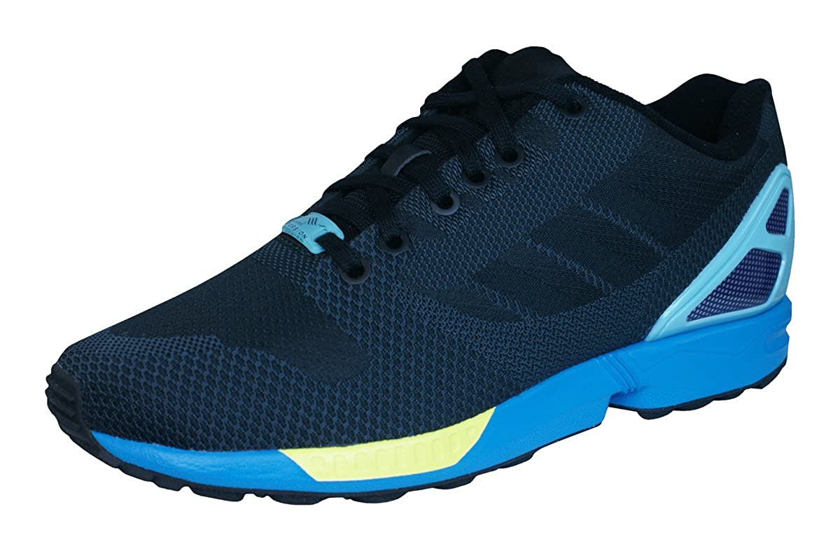 new arrival 1be3d cebd3 adidas Originals Unisex Adults  ZX Flux Weave Running Shoes