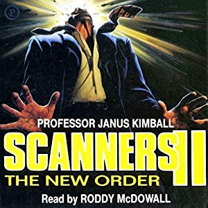Scanners II Audiobook