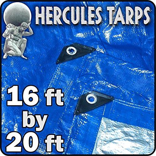 Waterproof Tarpaulin Plastic Protection Shelter