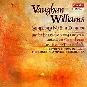 Symphony No. 8/ 2 Hymn-Tune Pr