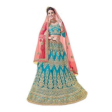 22f1f065646 Amazon.com  Festival Offer Bridal Indian Designer Lehenga Choli Dupatta  Skirt top Custom to Measure party wear women 720 3  Clothing