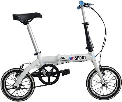 Star Eleven Bicicleta Plegable Doble Disco de Aluminio Fahrrrad ...