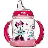 """[ヌーク×ディズニー]NUK×Disney Learner Cup 150ml/スパウト ハンドルカップ """"ミニーマウス"""" トレーニングマグ ボトル"""