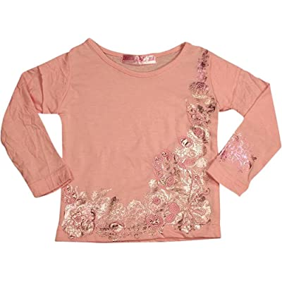 Mish - Baby Girls Long Sleeve Top, Pink 31282-18Months