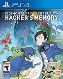 Namco Bandai PS4 Digimon Story Cyber Sleuth Hacker's Memory