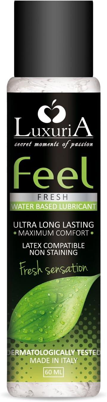 LuxuriA Fresh Sensations Lubricante Fresca - 60 ml: Amazon.es ...