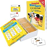 Really Good Stuff Essential Word Sorts- Primary Grades, 2nd Edition Book & Cards