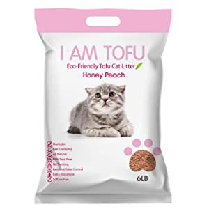 K KAMY'S ZOO I AM TOFU Renewed- Tofu Cat Litter