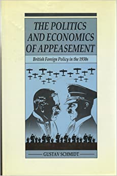 british appeasement in the 1930s Appeasement in the 1930s appeasement in the 1930s  there were several reasons that the policy of 'appeasement' was taken up by the british government.