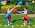 Gonfiabile per Bambini gladiatori Baton Duel Game