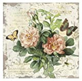 Ohio Wholesale French Floral Canvas Wall Art, from our Everyday Collection