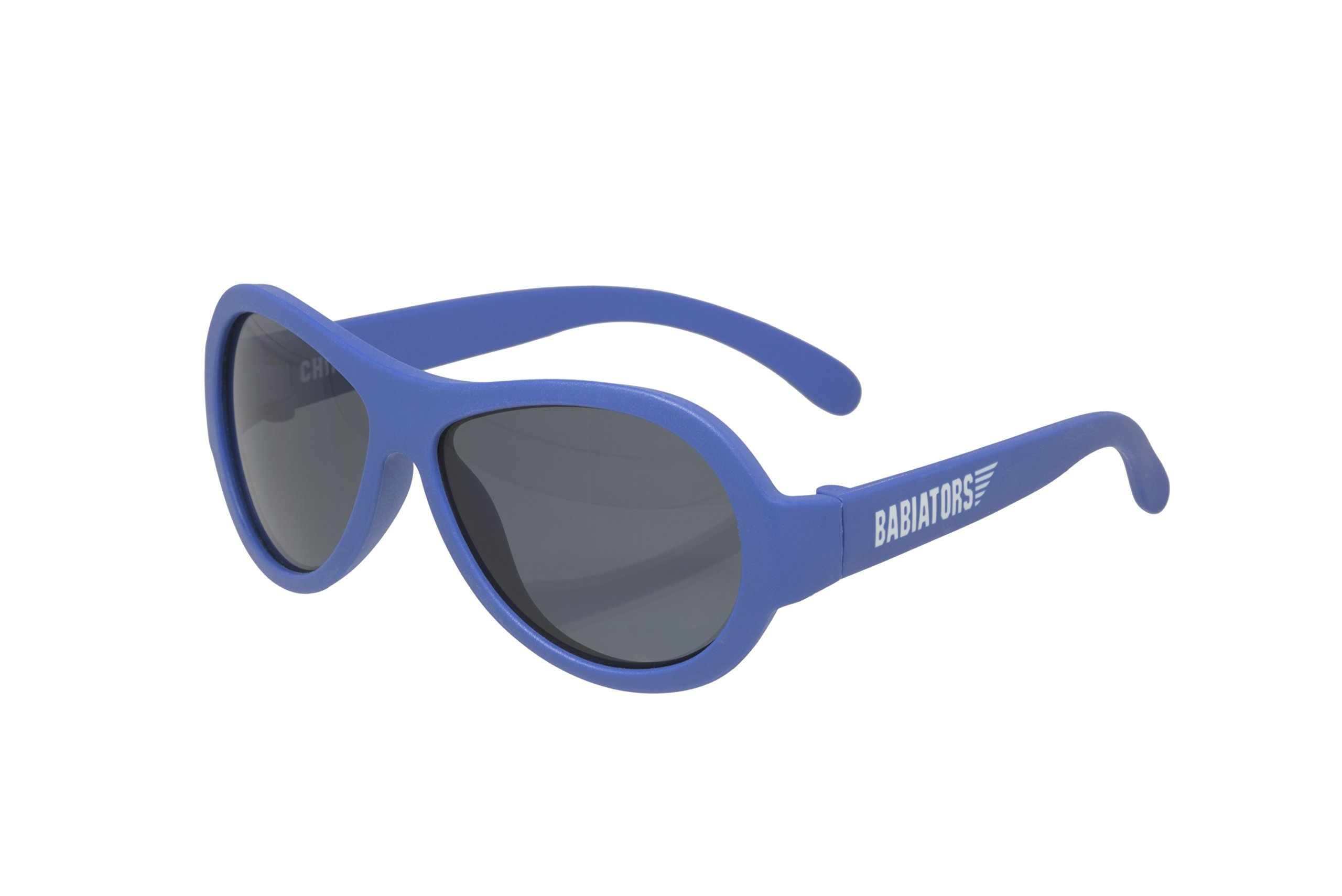 Babiators Kinder Original Aviators UV-Sonnenbrille, True Blue, 3-5 Jahre