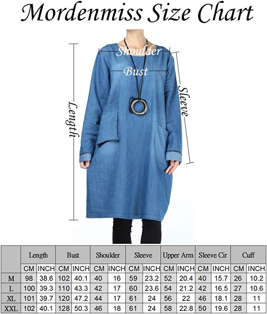 Mordenmiss Womens Color Block Pullover Blouses Hooded with Pockets
