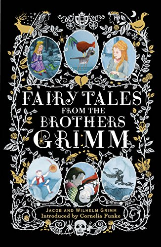Fairy Tales from the Brothers Grimm: Deluxe Hardcover Classic (Grimm Brothers Stories)