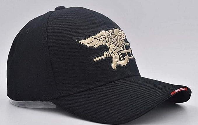 KIRALOVE Sombrero de aviación Militar - símbolo - Hombre - Talla ...
