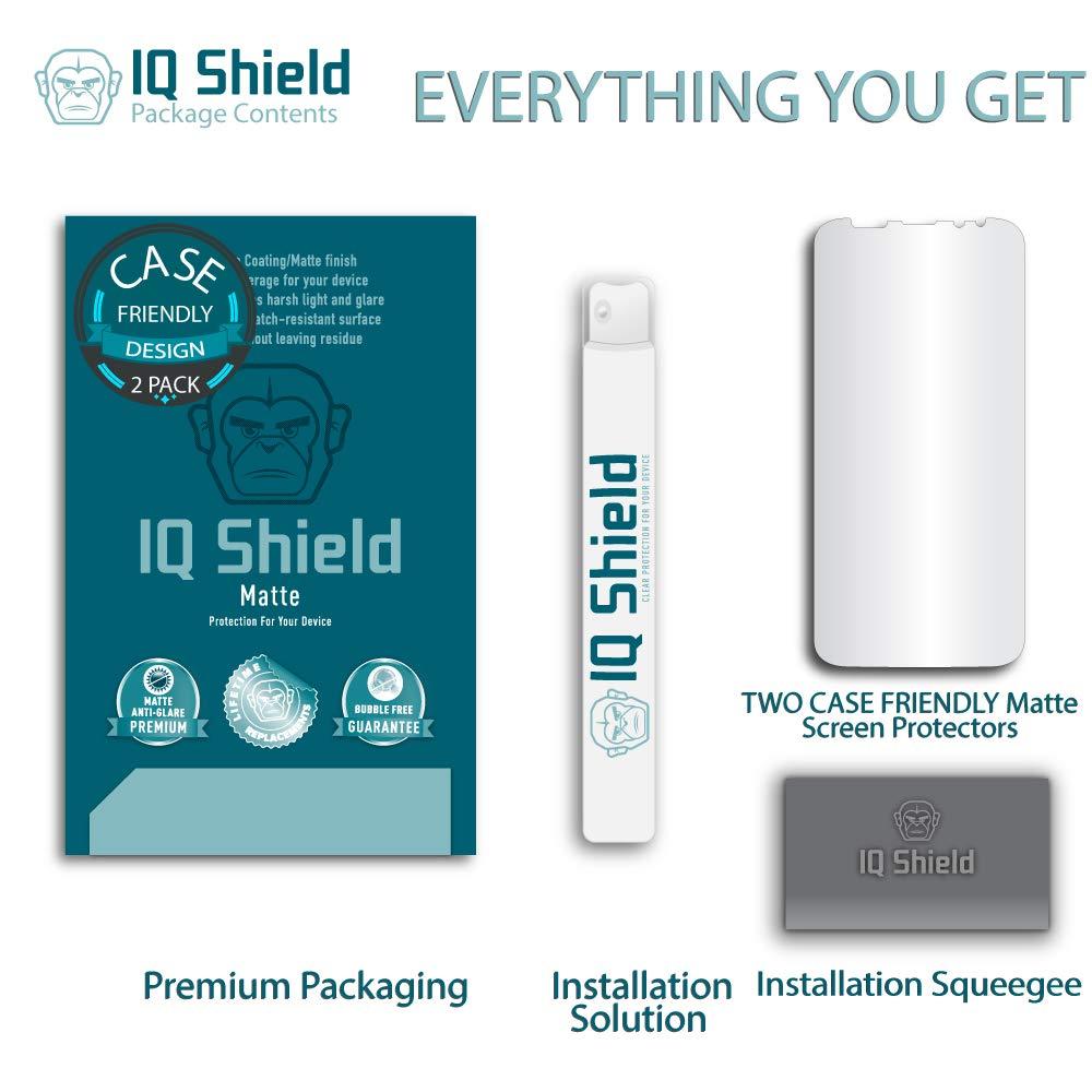 f51b4ea327d Amazon.com  Galaxy S9 Plus Screen Protector  2-Pack