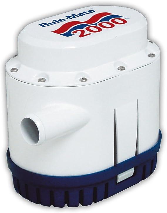 Amazon.com : Rule-Mate Automated Bilge Pump : Sports & OutdoorsAmazon.com