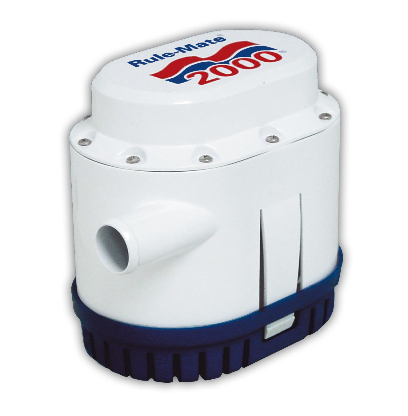 Rule-Mate Automatisierte Bilge Pumpe, Keine Schwimmerschalter erforderlich, umweltfreundlich Wasser Sensing