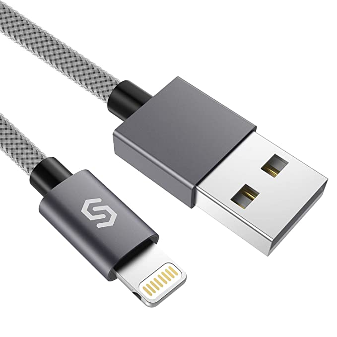Syncwire Cable Cargador iPhone Cable Lightning - [Apple MFi ...