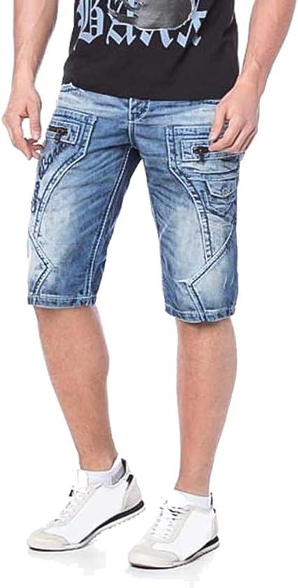 TALLA 38. Cipo & Baxx - Pantalón Corto - para Hombre