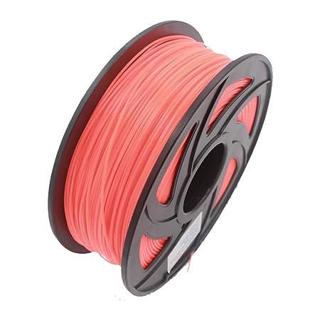 WSHZ Filamento de Impresora 3D PCL, precisión Dimensional +/- 0.02 ...