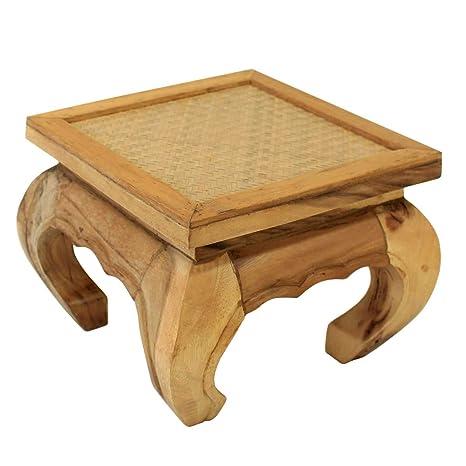 Opium mesa mesa mesa auxiliar madera maciza mesa de noche ...