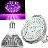 eSavebulbs 50W Full Spectrum Led Grow Light Bulb E27 Base for indoor Plants Vegetables Flower Hydroponic System Grow Tent Review