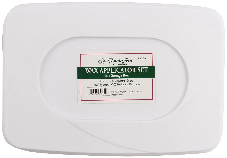FantaSea 350 piece Wax Applicator Kit (Pack of 2)