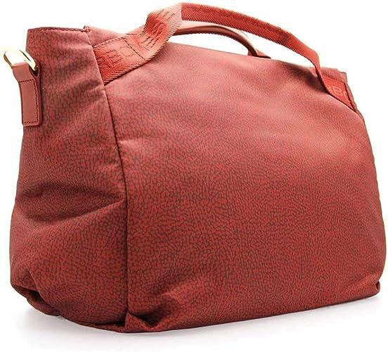 Borbonese Tasche Damen Burgund 934416 296 T09: