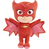 Just Play PJ Masks Bean Owlette Plush