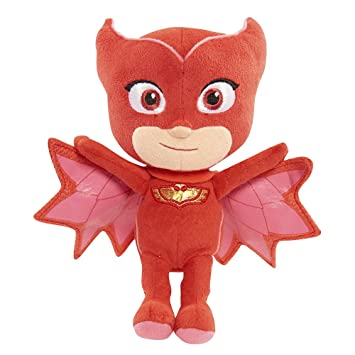 Groovy Pj Masks Beans Plush Owlette Andrewgaddart Wooden Chair Designs For Living Room Andrewgaddartcom