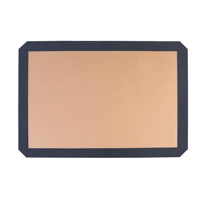 Yintiod - Plancha de Silicona para Horno (Alta Temperatura ...
