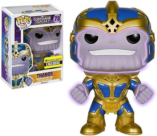 Funko Guardians of The Galaxy Thanos Pop! Glow in The Dark Standard