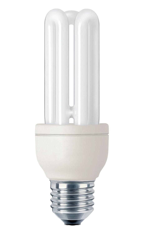 Philips Genie 871150080107410  - Bombilla, 14 W E27 (220-240 V, 100 mA, 132 mm), luz frí a (cool daylight) luz fría (cool daylight)