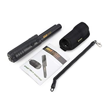 FGHJNXRFJN Gold Hunter Profesional Pinpointer Detector de ...