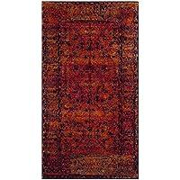 Safavieh Vintage Hamadan Collection VTH216C Orange Runner (22 x 4)