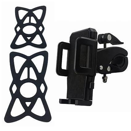 Amazon.com: Bicicleta Soporte para teléfono dhystar ...