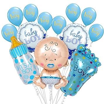 Baby Foil Balloons Birthday Party Decorations Air Balls Girl Boy Birthday Balloons Helium Balloon Party Supplies Cartoon Hat Kid's Party Cartoon Hats