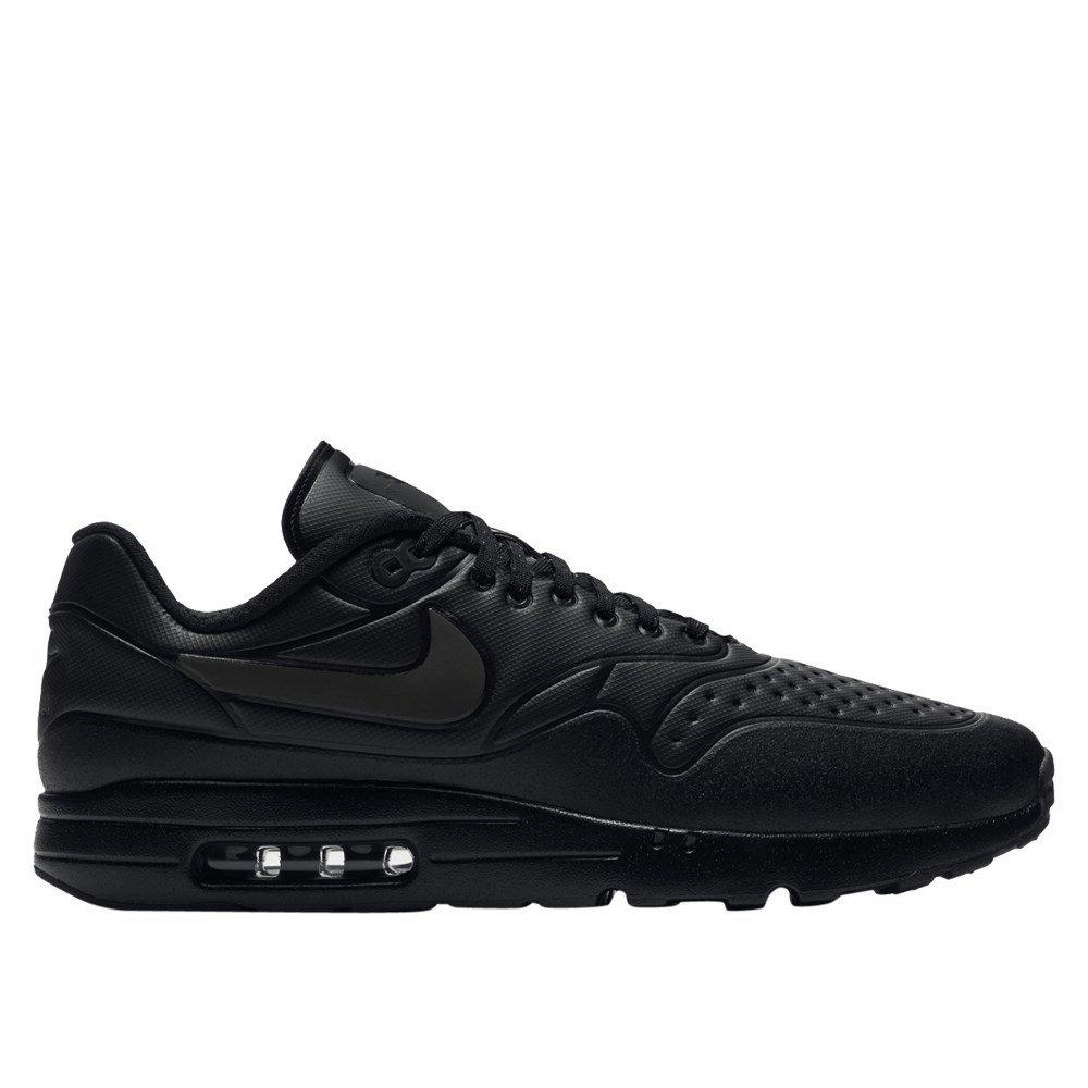 Nike Air Max 1 Ultra SE PRM Mens Running Trainers 858885 Sneakers Shoes (UK 10 US 11 EU 45, Black Metallic hemattite Black 001)