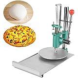 Automático Pizza Pan Pizza rodillo de masa hojeadora Máquina ...