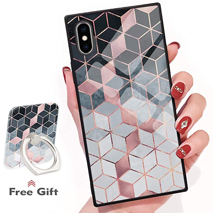 coque carré iphone xs