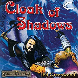 Cloak of Shadows Audiobook
