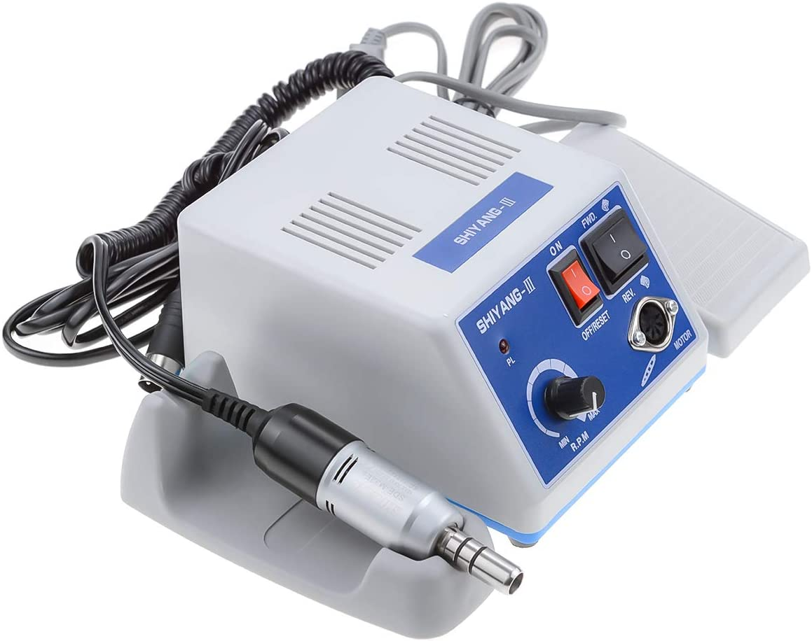 E-Type 3.5W RPM Handle Lab Equipment Alkita Shiyang Micro Motor N3 Polisher