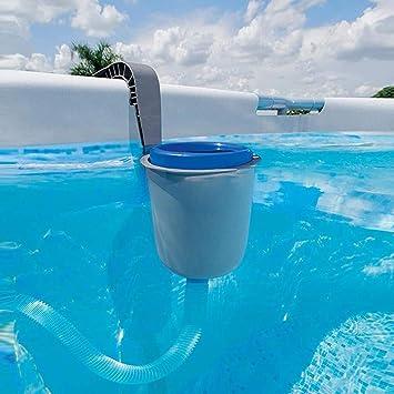 Intex 58949 Skimmer Deluxe Grande (para bombas a partir de 3.028) ideal para piscinas grandes.: Amazon.es: Deportes y aire libre